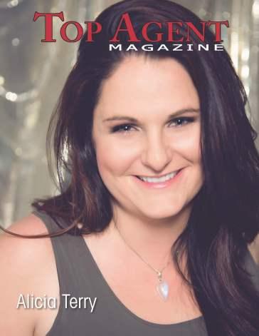 Alicia Terry on Top Agent Magazine Utah Edition